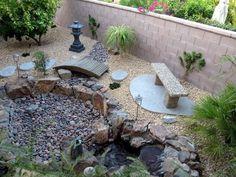 giardino roccioso giardino roccioso paisajismo estilo zen para jardn pequeo