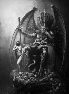 Satans Playmate