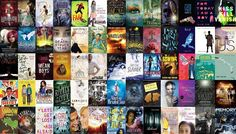 2014 YA Reads Written by Authors of Color I mostly hate YA but some of these look really cool.