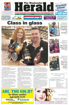 Latest edition now online. Read and share!  http://adelaidehills.realviewtechnologies.com/