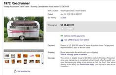 beware of vintage travel trailer scams