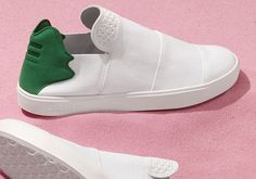 Pharrell Williams x adidas Originals Pink Beach | SneakerNews.com