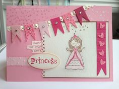 handmade cards with princesses - Bing images