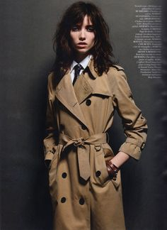 "Burberry Trench coat ""Heritage""  Love it !!!!"
