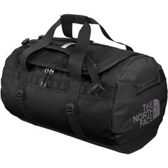 I guess this qualifies for travel tech. A duffle that doubles as a backpack? Count me in! The Northface Base Camp Duffle in Medium