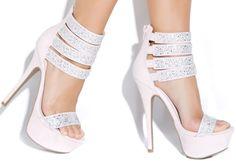 'Denise' Platform Sandal Designed by Denise Richards