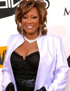 Known for her dramatic soprano vocals, Patti LaBelle is an African-American music artist who rose to fame during the Where is she now in Soul Singers, Female Singers, Black Celebrities, Celebs, Beautiful Black Women, Beautiful People, Beautiful Ladies, Divas, Ageless Beauty