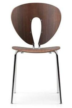 Globus Chair Wood - Stua by Jesus Gasca