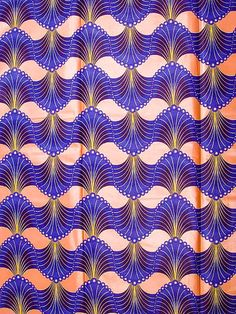 #African #print #illustration #design #patterns