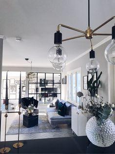 41 Best Ideas Design Interior Home Living Rooms Deco Living Room With Fireplace, My Living Room, Interior Design Living Room, Modern Interior, Home And Living, Living Room Designs, Living Room Decor, Interior Decorating, Interior Work