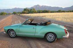 my dream car...karmann ghia