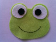 Image detail for -felt craft 300x225 [Felt Craft] Keropi Key Hanger