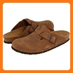 a699cbcd7a8 Birkenstock Women s Boston Leather Clog