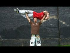 ▶ Strength Training And Conditioning For Parkour 3 - YouTube