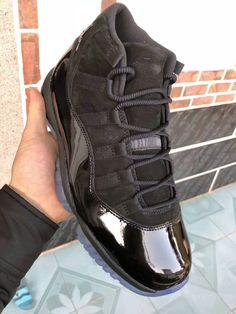 fdfdfbcf22b993 AIR JORDAN 11 Retro Prom Night - Black   size 7-13 - NEW YEARS ...