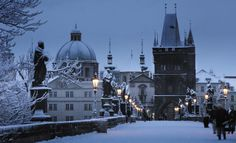 Prague - Christmas. It really is this beautiful