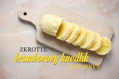Bramborový knedlík recept