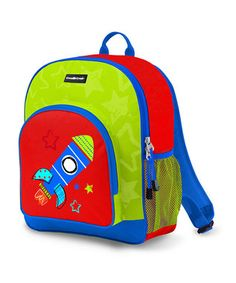 Cute backpack for rocket fans! | Zulily  #spon