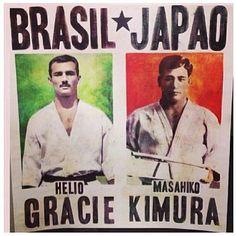 Helio Gracie vs Mashko Kimura