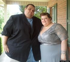 The most amazing, inspiring, dramatic weight loss transformation I have EVER seen! Good for these two!!!