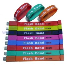 Bracelet USB, Silicone Wristband USB, USB Drive, Promotional Gift Cheap on Made-in-China.com