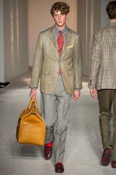 Dunhill Spring 2016 Menswear Collection - Vogue