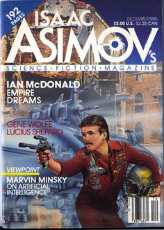Isaac Asimov's Science Fiction Magazine - December 1985