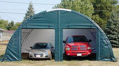 heavy duty portable garages and shelters