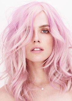 #HAIRtrends  pink addiction.