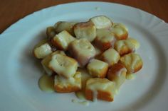Slovak Recipes, Fruit Salad, Macaroni And Cheese, Oatmeal, Baking, Breakfast, Ethnic Recipes, Sweet, Food