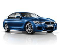 BMW 3 Series Sedan M Sport Package (2012).