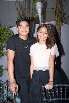 Daniel Padilla, Kathryn Bernardo, Vice Ganda at Karla Estrada's 41st birthday party | Events | Gallery | PEP.ph: The Number One Site for Philippine Showbiz