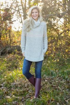 Sweet Sweater Comfort-Taupe
