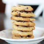 This is the recipe you& been looking for. for the perfect classic chocolate chip cookies! Nothing fancy here, just those perfect cookies you remember. Classic Chocolate Chip Cookies Recipe, Best Chocolate Chip Cookie, Chocolate Chips, Chocolate Cookies, Vegan Desserts, Delicious Desserts, Yummy Food, Cookie Recipes, Dessert Recipes