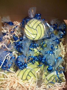 Water Polo Cookies NFSC MMF Royal Icing Just to brag, I took this picture with my new iPhone