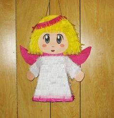 Resultado de imagen para piñata de angelitos