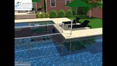 Custom Pool Design - Rectangular