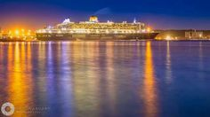 Cruise liner, Queen Mary in Durban harbour, April 2015 Queen Mary Ii, Kwazulu Natal, Long Exposure, East Coast, South Africa, Cruise, My Love, City, Harvard