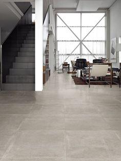 Trendy Home Color Inspiration Floor Plans Hall Flooring, Best Flooring, Grey Kitchen Floor, Gym Room At Home, Home Design Living Room, Home Planner, Showroom Design, Trendy Home, Concrete Floors