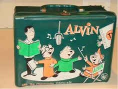 I did own this when I was in Kindergarten (my first lunchbox) but alas these vinyl versions fell to bits.  :(