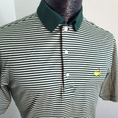 Enthusiastic Peter Millar Old Course St Andrews Polo Shirt Green Sz Xl Extra Large