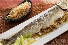 Receita de Peixe recheado com atum em receitas de peixes, veja essa e outras receitas aqui!