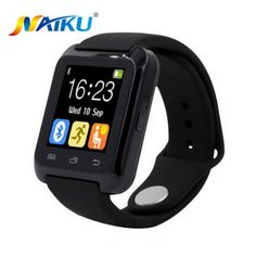 e24f22259 Smartwatch Bluetooth Smart Watch U80 for iPhone IOS Android Smart Phone  Wear Clock Wearable Device Smartwach PK U8 GT08 DZ09
