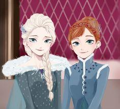 Olaf's Frozen Adventure by PotatoukoMatsudaira.deviantart.com on @DeviantArt