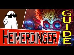 Heimerdinger Guide S6 ~ League of Legends #heimerdinger #leagueoflegends #gamevideos #guides #gameguides #howtovideos #youtuber #howtoplayleagueoflegends #twitch #onlinegames