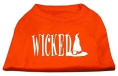 Wicked Screen Print Shirt Orange XL (16)