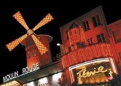 Le Bal du Moulin Rouge cabaret paris