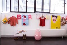 kids room / via: Milk magazine, photo: Louise Desrosier