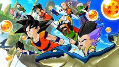 New Dragon Ball Z game trailer - DRAGON BALL FUSIONS! Fuse characters with other characters like Goku with Broly and stages with other stages to make new sta. Saga Dragon Ball, Dragon Ball Z Shirt, Majin, Mundo Dos Games, Nintendo 3ds Games, New Dragon, Video Game News, I Am Game, Bowser