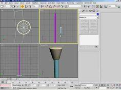 3DsMax5   08강 Example   옷걸이 만들기